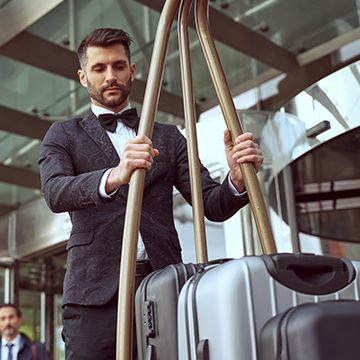 Can I leave my luggage with front desk staff after checkout?